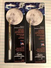 LOT OF 2 NEW Fisher Space Pen Pressurized Ink Refills BLACK MEDIUM SPR4 SEALED