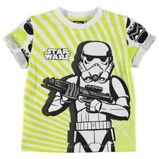 T-shirts, débardeurs et chemises multicolore en polyester pour garçon de 2 à 16 ans