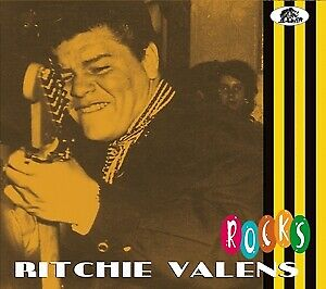 Ritchie Valens Rocks CD NEW