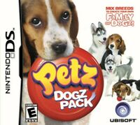 Petz: Dogz Pack - Nintendo DS Game - Game Only