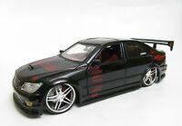 Jada Import Racer ~ Lexus IS300 ~ 1:24 scale 50720-9 Black