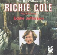 Cole, Richie, New York Afternoon, Excellent