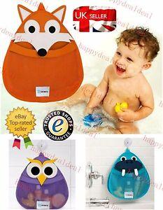Child Bath Toy Bag. Baby Bath Toy Storage. Kids Bath Toy Tidy. Toys Tidy Organis