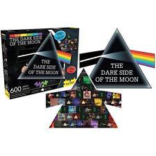 Pink Floyd - Lado Oscuro De La Luna En Forma De Puzle - Nuevo Y Oficial En Caja