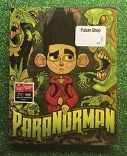 ParaNorman (Blu-ray/DVD/Digital Copy, 2012) NEW w/FutureShop Slipcover (CANADA)