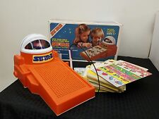 RARE Starz Lovable Teaching ROBOT 91 Learning Cards Educational Insights 1980