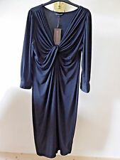 BNWT M&S Limited Collection Black Dress size 16
