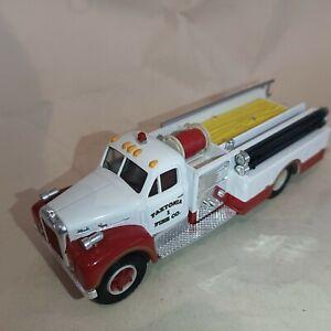 Corgi 1/50 Fire Engine 98486 - Mack B Series Pumper Paxtonia Unboxed