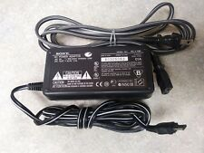 Sony AC-L10B Power Adapter Charger Genuine OEM w/ Cables