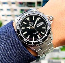 Orient Men's Watch Mako III Automatic RA-AA0001B19B Kamasu Diver's 20 Atm New