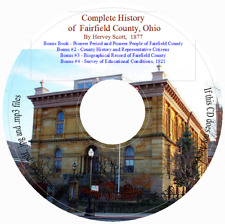 Fairfield County, Ohio History + Bonus Book