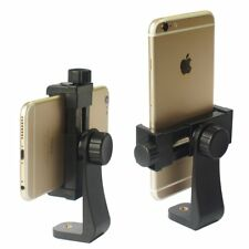 Universal Smartphone Tripod Adapters Cell Phone Holder Mounts For iPhone Samsung