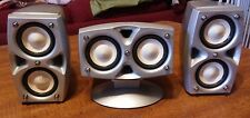 Sony SS-MS525 Surround Sound Speakers 3 SS-MS525 With Center Speaker Stand