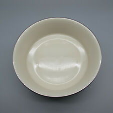 "Lenox China Solitaire Round Serving Bowl ""Dimension"""