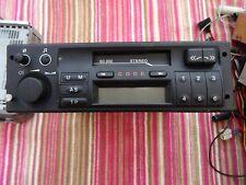 5 alte Auto Radios  Kassette  CD, siehe Fotos