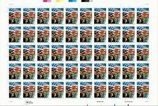 1997 The Stars and Stripes Forever 32¢ Full Sheet 50 Stamps MNH Scott #3153