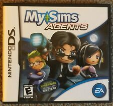 My Sims Agents (Nintendo DS, 2009) Complete