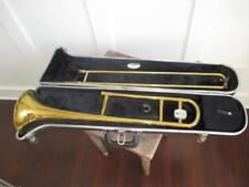 Vintage Olds Ambassador Trombone W/ Case