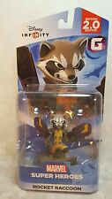 Disney Infinity Marvel Super Heroes Rocket Raccoon   Figurine Edition 2.0
