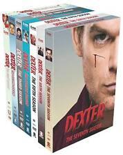 Dexter Seasons 1-7 (DVD, 2013, 28 - Disc Set) 1 2 3 4 5 6 7 DVD