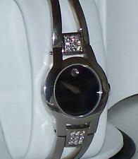 New Ladies Movado Amorosa 0604759 0.27ct.aprx.custom set  Movado  Diamond Watch.