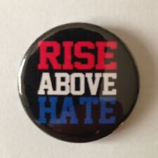 BUY 2 & GET 1 FREE - Rise Above Hate - WWE John Cena - 1'' 25mm Pin Button Badge