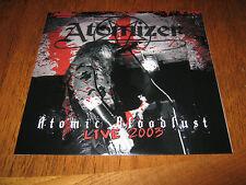"""ATOMIZER """"Atomic Bloodlust"""" 10"""" MLP  destoryer 666 vomitor"""