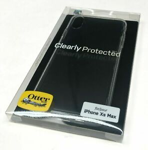 OtterBox Clearly Protected Ultra Slim Shockproof Case Cover for iPhone Xs MAX