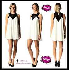 ***SALE*** B12 TFNC Sleeveless Style High Neck Detail Fashion Size14 Party Dress