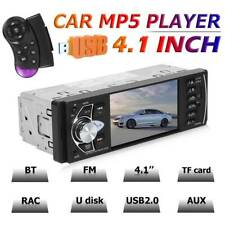 1DIN Autoradio Touchscreen Bluetooth Auto MP5 Player FM AUX IN USB TF