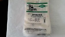NTE TCG298 SI PNP TRANSISTOR AUDIO AMPLIFIER DRIVER ECG298 LOT OF 2PC