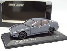 Minichamps 1/43 - Maserati Quattroporte S Grigio Palladio