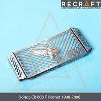 Honda CB 600 F Hornet 1998-2006 Radiator Grille Guard Cover Protector Ver 2