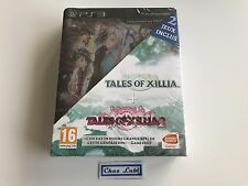 Pack Tales Of Xillia 1 et 2 - Sony PlayStation PS3 - FR - Neuf Sous Blister