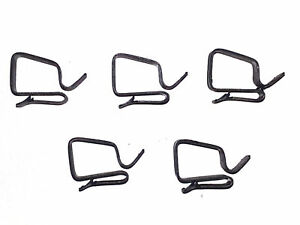 Ford Lincoln Head Light Tail Lamp Engine Dash Wiring Harness Clamps Clip Clips B