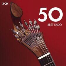 MARIZA/MISIA/CARMINHO/50 BEST FADO 3 CD NEU VARIOUS