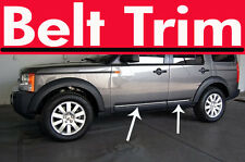 Land Rover LR3 Discovery CHROME BELT TRIM 2005 06 07 08