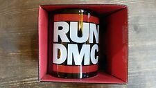 Run DMC -  Logo Black mok/tas/mug/tasse - NEW