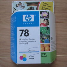 Genuine HP 78 TRI-COLOR INK Cartridge - C6578AN - Sealed in box - Expired 2006