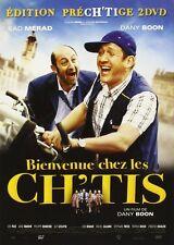 BIENVENUE CHEZ LES CH'TIS (WELCOME TO THE STICKS)  DVD - PAL Region 2 -  sealed