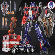 TRANSFORMERS  COMMANDER OPTIMUS PRIME EVASION MODE M01 OVERSIZE 31 CM WEI JIANG
