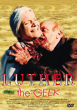 LUTHER THE GEEK - DVD UNCUT MOVIES - HORREUR - GORE - TROMA