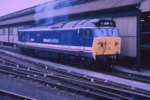 35mm RAILWAY SLIDE: CLASS 50: 50029 RENOWN