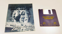 James Bond 007 The Spy who loved me + Manual Commodore Amiga Spiel Tested WRX