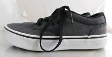 Youth Vans Classic Casual Shoes Size: 1 Color: Gray