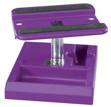 Duratrax DTXC2372 Pit Tech Deluxe Car Stand Purple 1/10 1/8 1/18