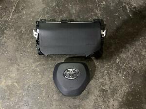 Toyota Rav4 Driver Knee Airbag, Knee airbag, Steering wheel 2019, 2020, 2021 OEM