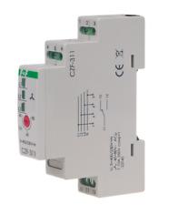 F&F CZF-311 Phasenwächter Phasenüberwachung Phase Monitor Phasenausfallmelder