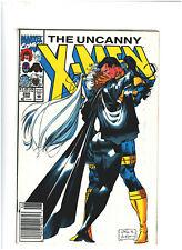Uncanny X-Men #289 VF+ 8.5 Newsstand Marvel Comics 1992 Storm & Forge
