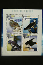 GUINE BISSAU BIRDS M/SHEET 2015 MNH